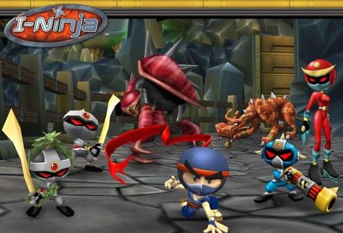 I-Ninja-Game